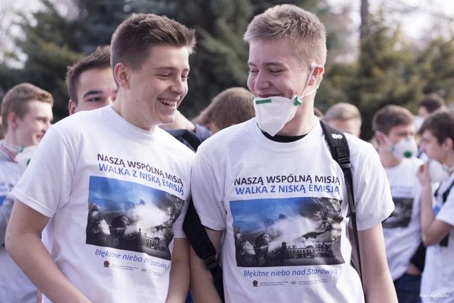 Czy spalanie śmieci przez mieszkańców to palący problem w Żorach?, archiwum
