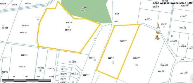 Na grunty zakupione przez miasto przeznaczono blisko 1 mln złotych (netto)