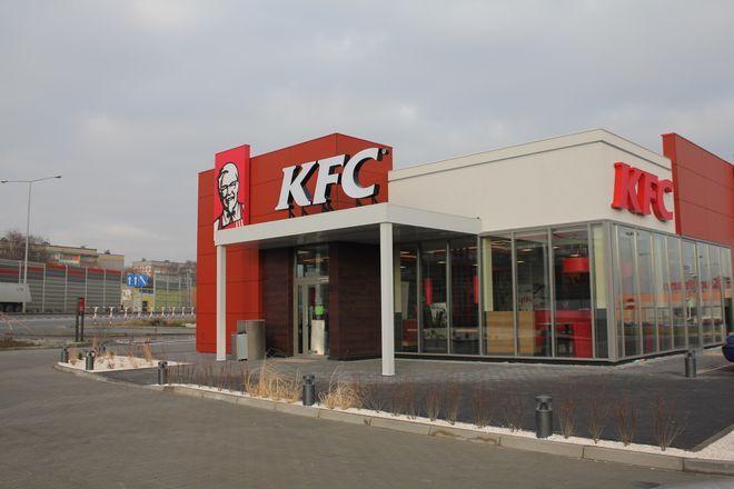 Pierwsza w Żorach restauracja KFC została otwarta przy wiślance