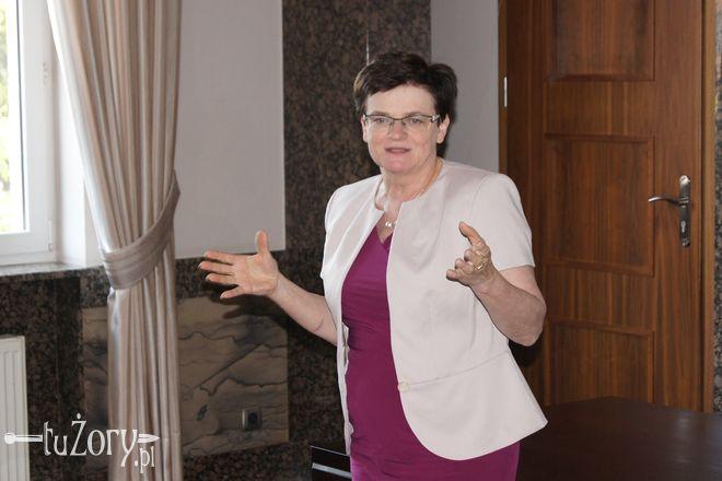 Z minister Szumilas o darmowym podręczniku, wk