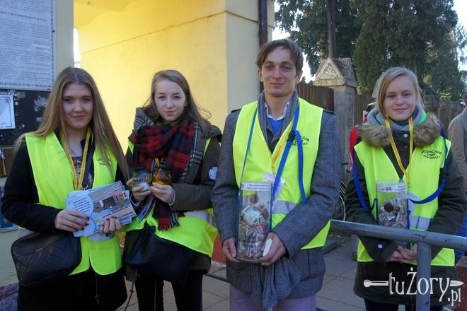 284 wolontariuszy kwestowało na rzecz żorskiego hospicjum. Zebrali ponad 42 tys. złotych, wk