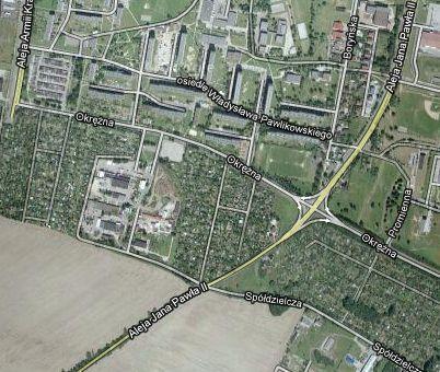 Nowy odcinek obwodnicy zachodniej ma ułatwić dostęp do terenów inwestycyjnych.