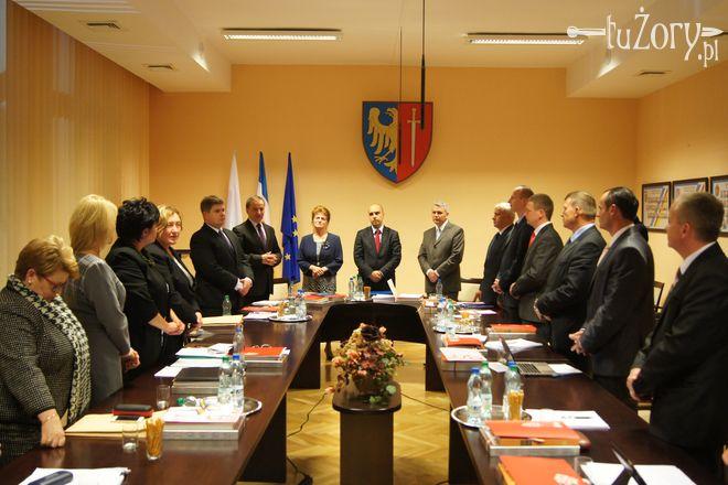 Ostatnie posiedzenie Rady Miasta Żory VI kadencji - 30 października 2014 r.