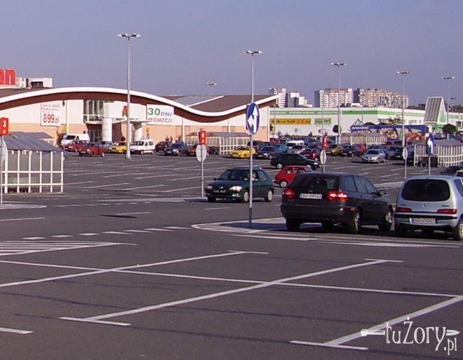 Nowa droga znacznie skróci dojazd do centrum handlowego od strony Suszca i Pszczyny.