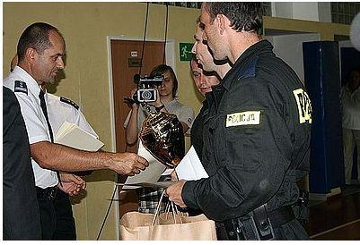 Najelpszym patrolem policyjnym na Śląsku okazał się żorski duet.