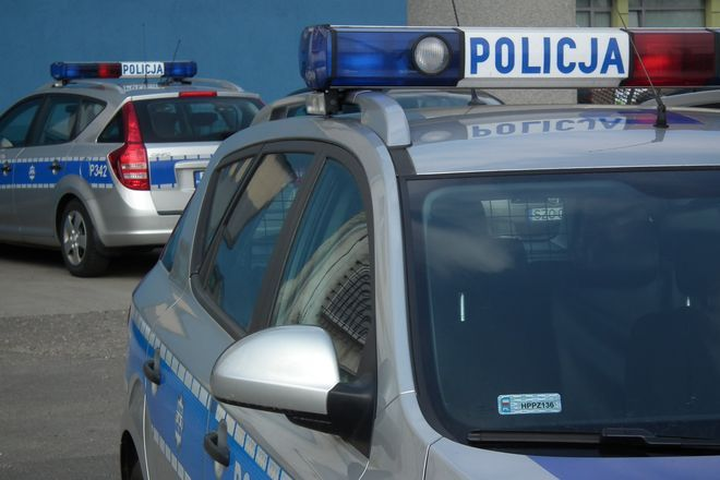 Mszana: motocyklista uderzył w barierki na A1. 36-latek trafił do szpitala, archiwum