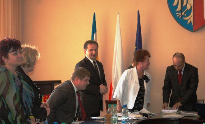 Rada miasta jednomyślnie przegłosowała absolutorium dla prezydenta Waldemara Sochy.
