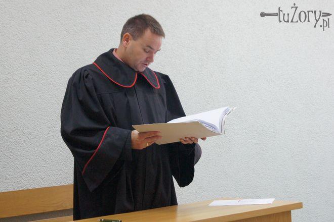 """Wyrok ws. prezydenta Żor poznamy za tydzień. W. Socha: """"Nie czuję się winny"""", archiwum"""