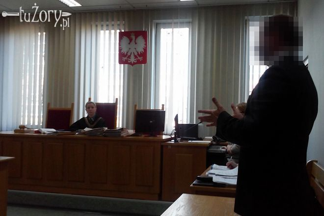 Drugi proces w Sądzie Rejonowym toczył się od września 2014 roku do stycznia 2015 roku