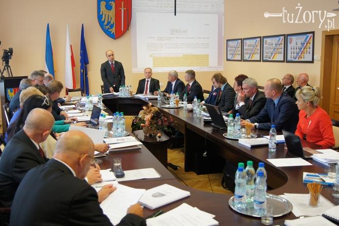 W. Socha uzyskał absolutorium za wykonanie budżetu w 2015 roku, archiwum