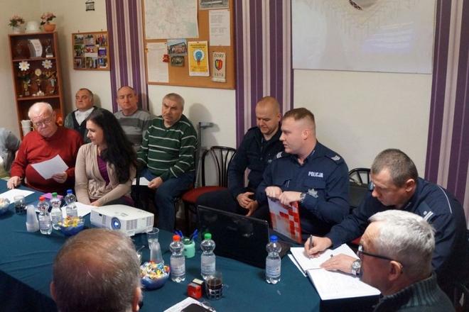 Spotkanie z mieszkańcami dzielnicy Księcia Władysława