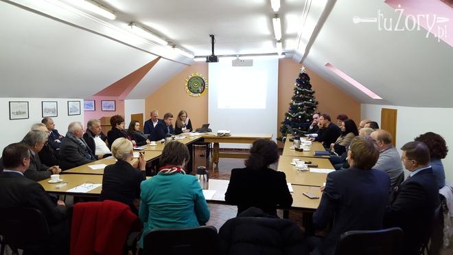 Przedsiębiorcy spotkali się z radnymi na początku lutego