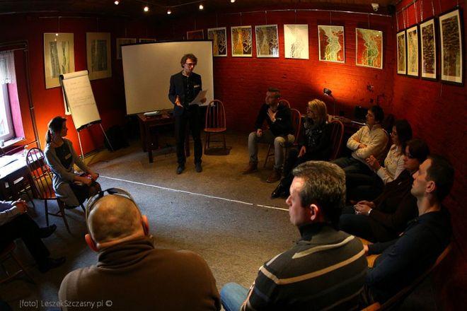 """Projekt """"Palące słowa"""": warsztaty dla policjantów, Stowarzyszenie ASK"""