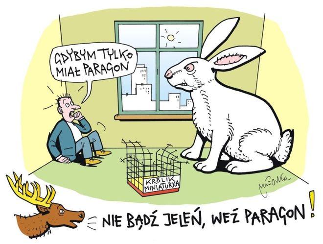Tegoroczną edycję akcji promuje nowy rysunek Andrzeja Mleczki.