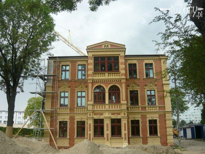 Kiedy zakończy się remont willi Haeringa i budowa nowoczesnego obiektu dla muzeum?, archiwum